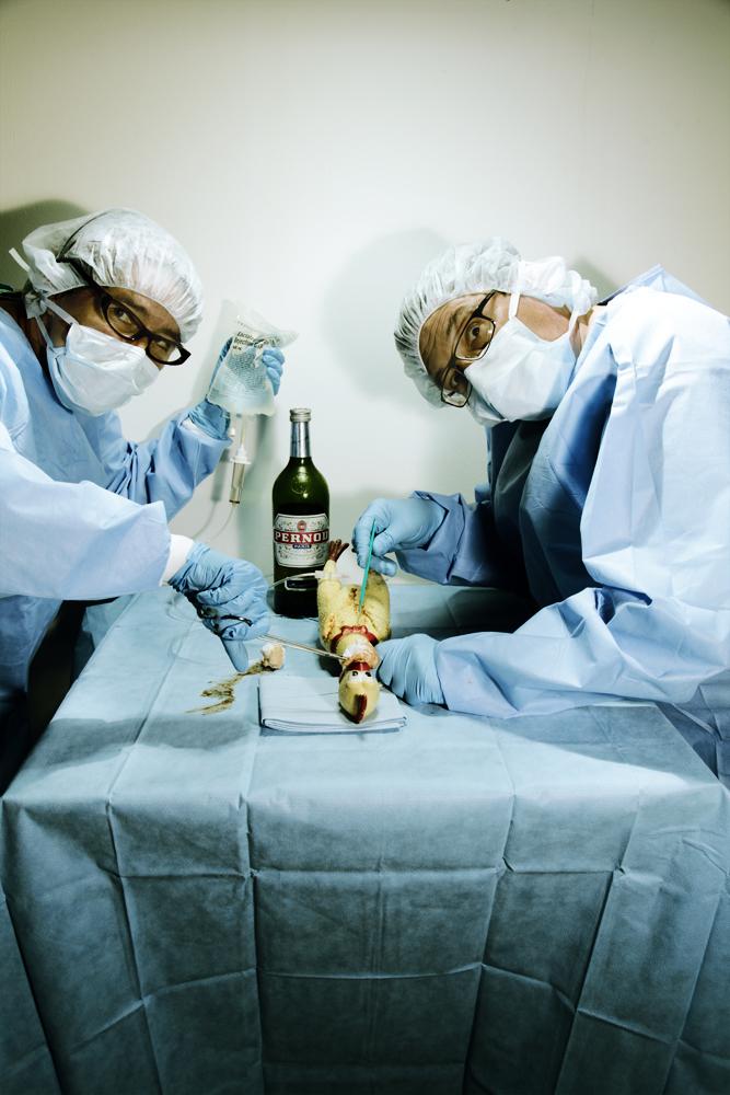 operation huhn